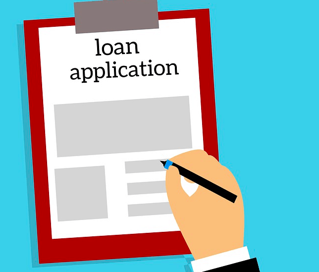 bad credit loan application