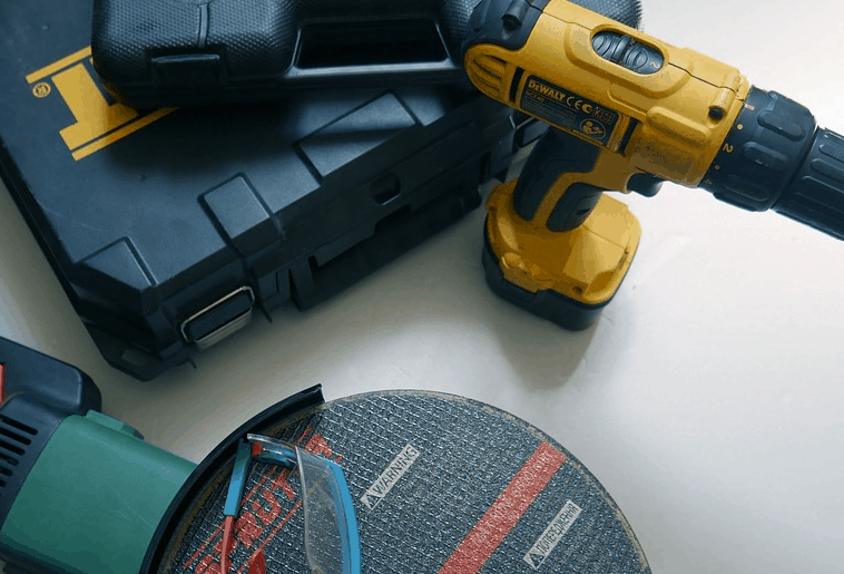 Tools used for home projects