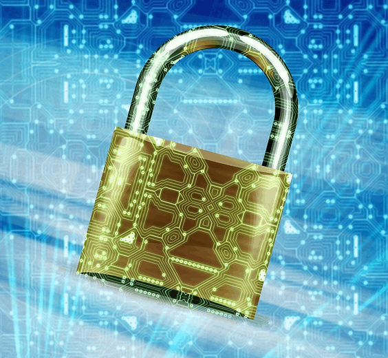 Locking your identity information