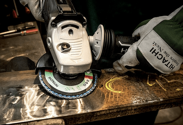 Power tools in use on a project.
