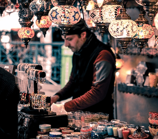 Saving money on souvenirs.