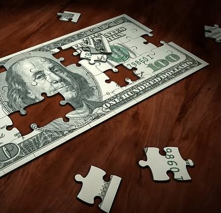 100 Dollar puzzle.