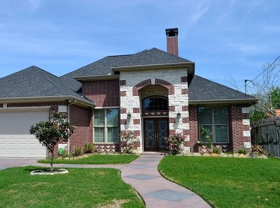 A home that needs to be refinanced.