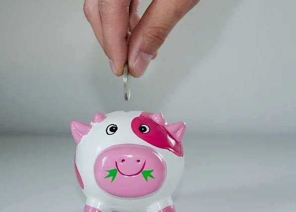 An emergency savings account