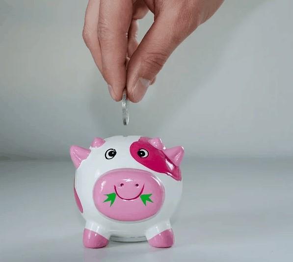 An emergency savings account