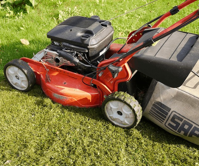 Starting a lawn care business