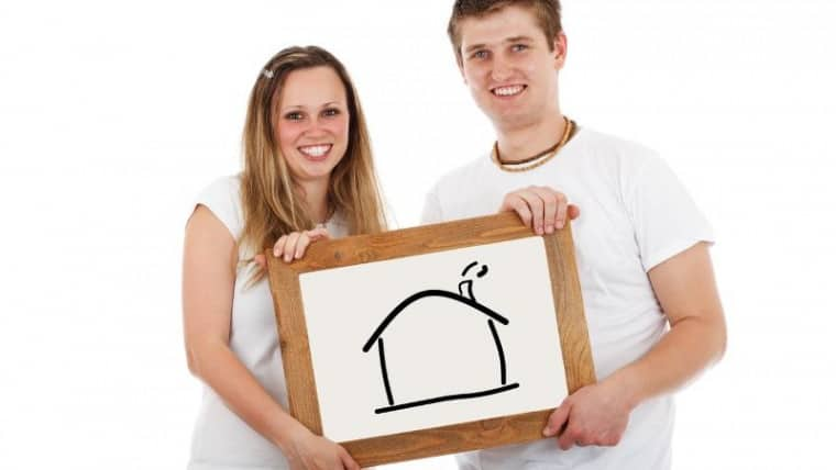 A couple who recieved a mortgage loan after following tips.