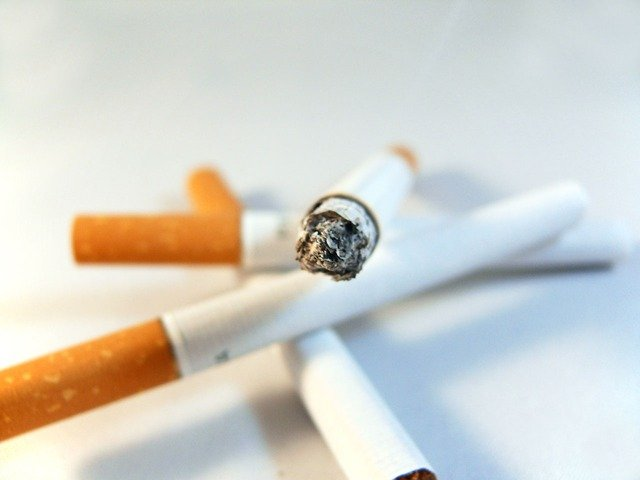 Cigarettes, one of the bad habits that is keeping you from saving money.